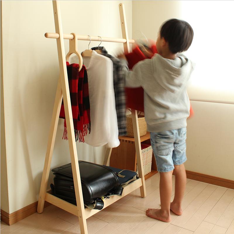 Child rack & optional hook & hanger (for child) 2