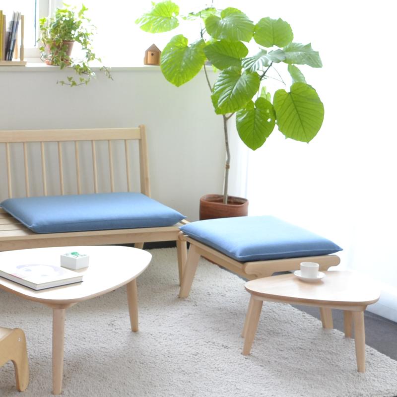 Living bench ottoman cushion