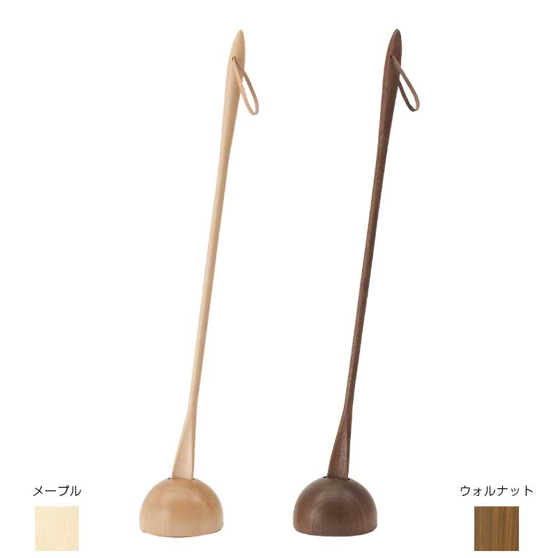 Set of shoehorn (L) and stand