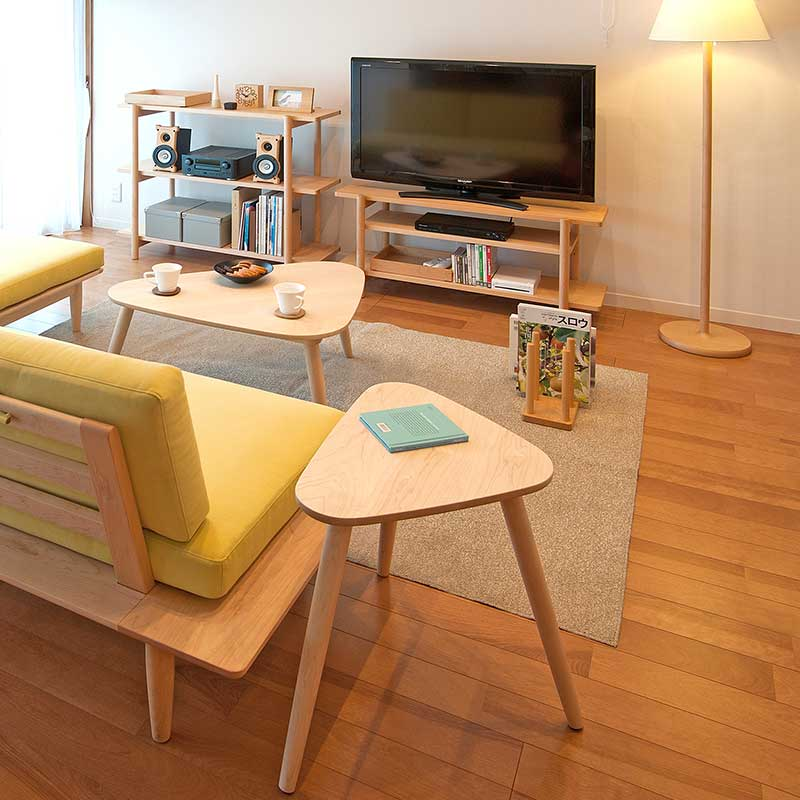 Tricho side table