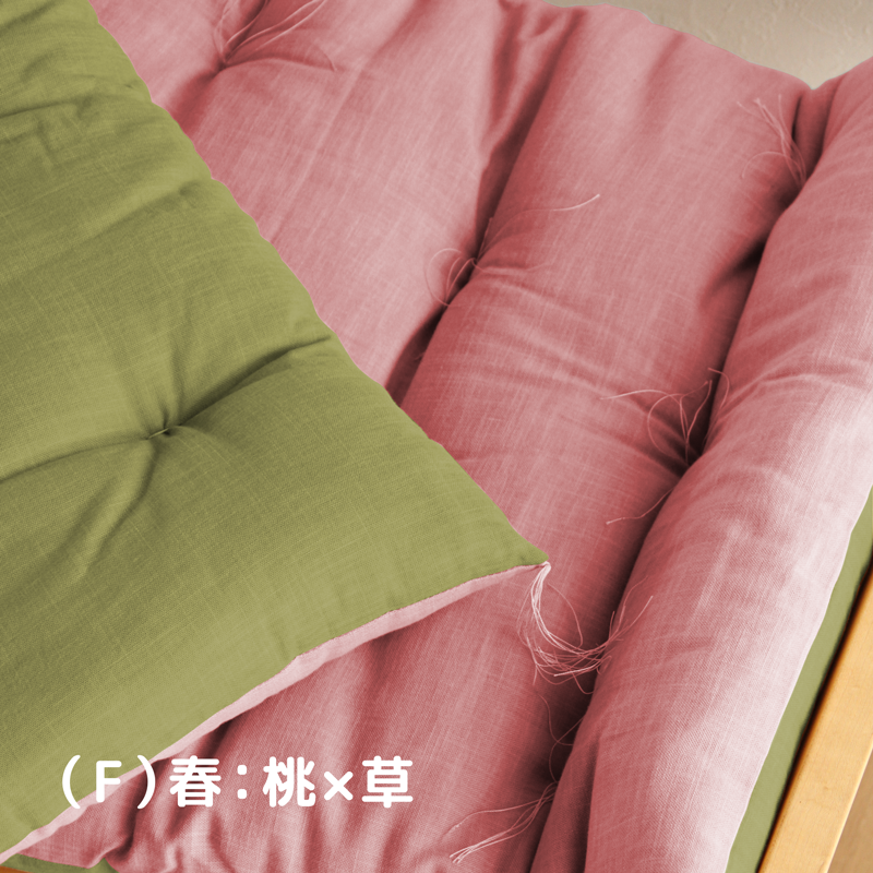 Nap sofa exclusive cushion 2021 limited color