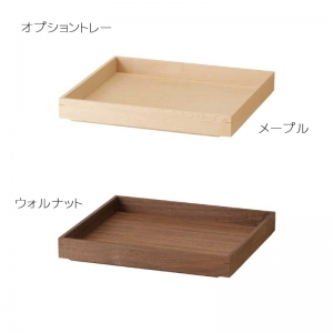 Optional tray