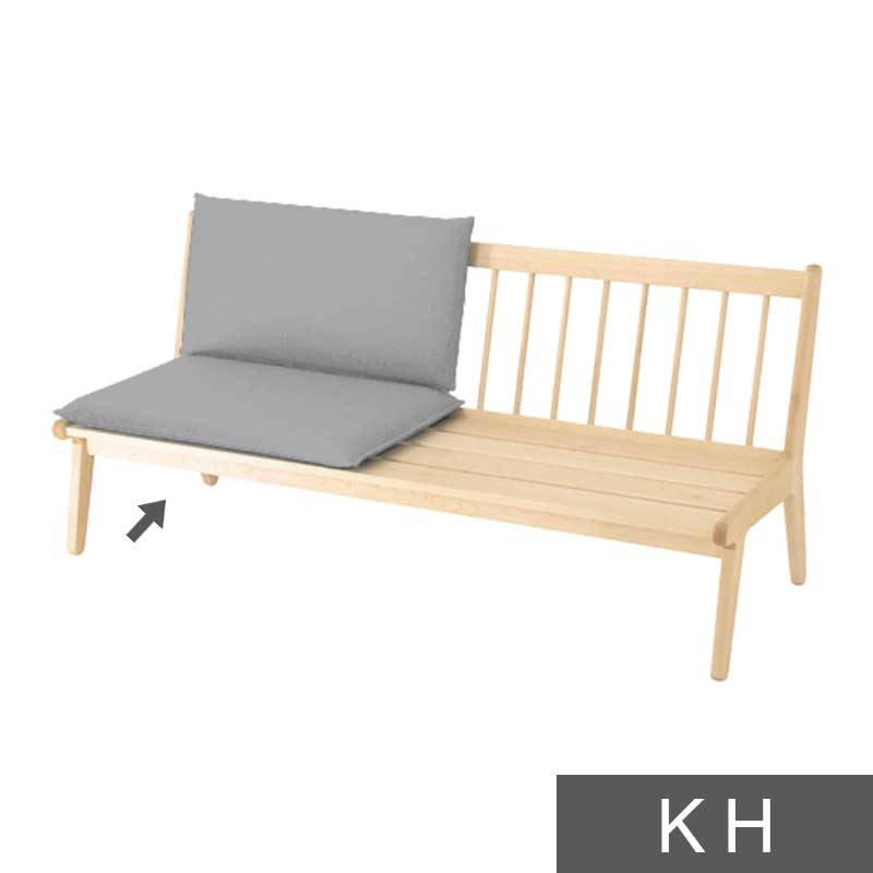 Seat cushion for living bench [Zhang: KH]