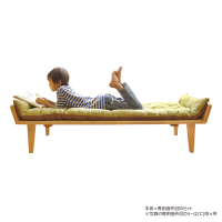 Nap sofa (set of body + exclusive cushion)